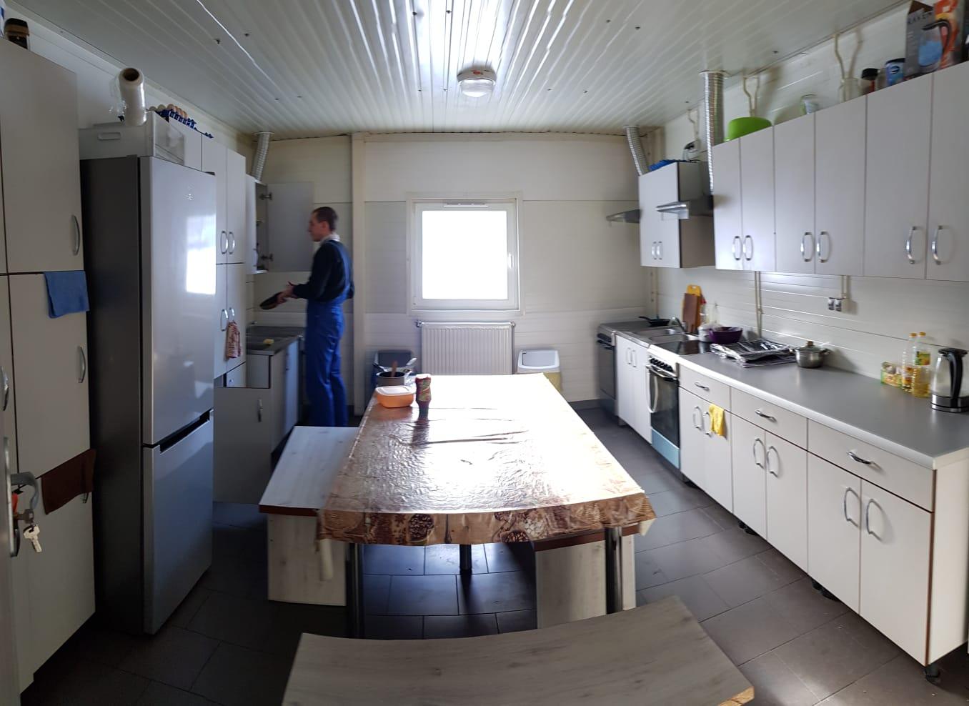 условия проживания завод кур
